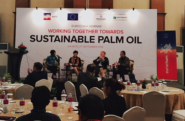 EU and Indonesia Explore Palm Oil Contribution to Sustainable Development