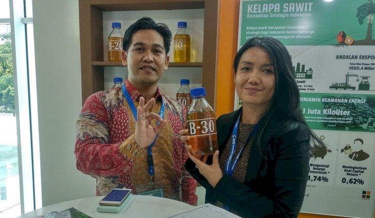 HIP Biodiesel Oktober 2019 Naik Jadi Rp 7.358/liter