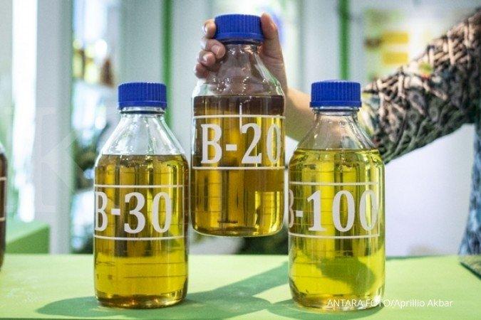 HIP Biodiesel Desember 2019 Naik Jadi Rp7.914