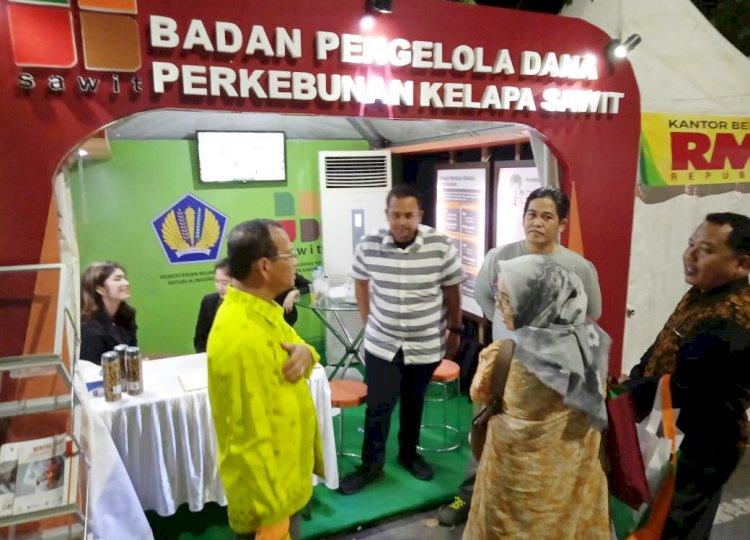 BPDPKS Hadirkan Sawit di Hari Pers Nasional 2020