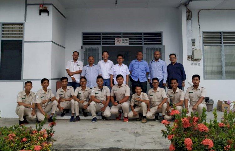 Penerima Beasiswa Sawit BPDPKS Rampungkan Praktik Kerja di Kebun Socfin Sumut