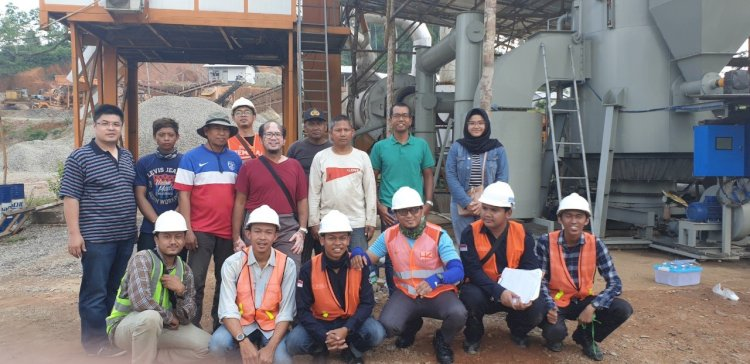 Supported by BPDPKS, Researchers from UNS Develop Gasification of Palm Kernel Shells