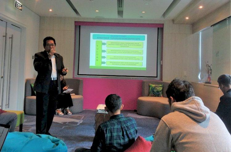29,30% Lahan Sawit Indonesia Bersertifikat ISPO