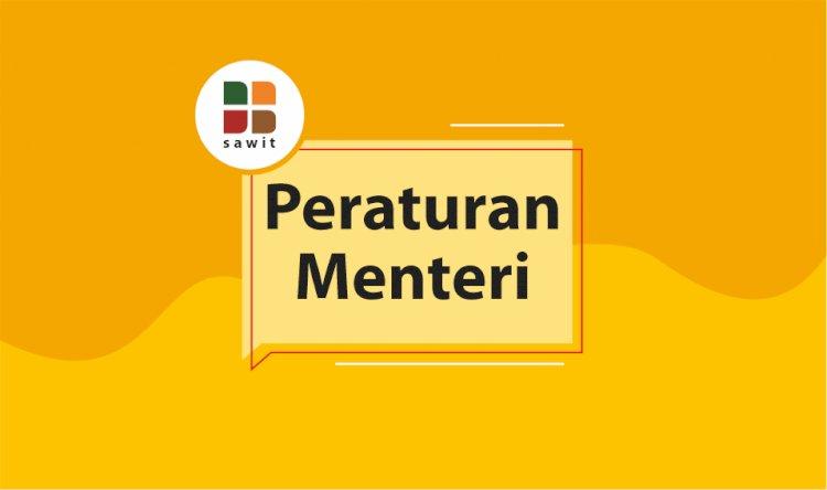 Permentan 01/2018 Tentang Pedoman Harga TBS Sawit Pekebun