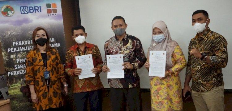 Debut Pencairan Dana Program Sarana Prasarana BPDPKS