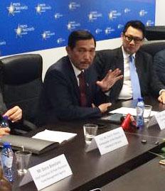Pesan Indonesia untuk Uni Eropa