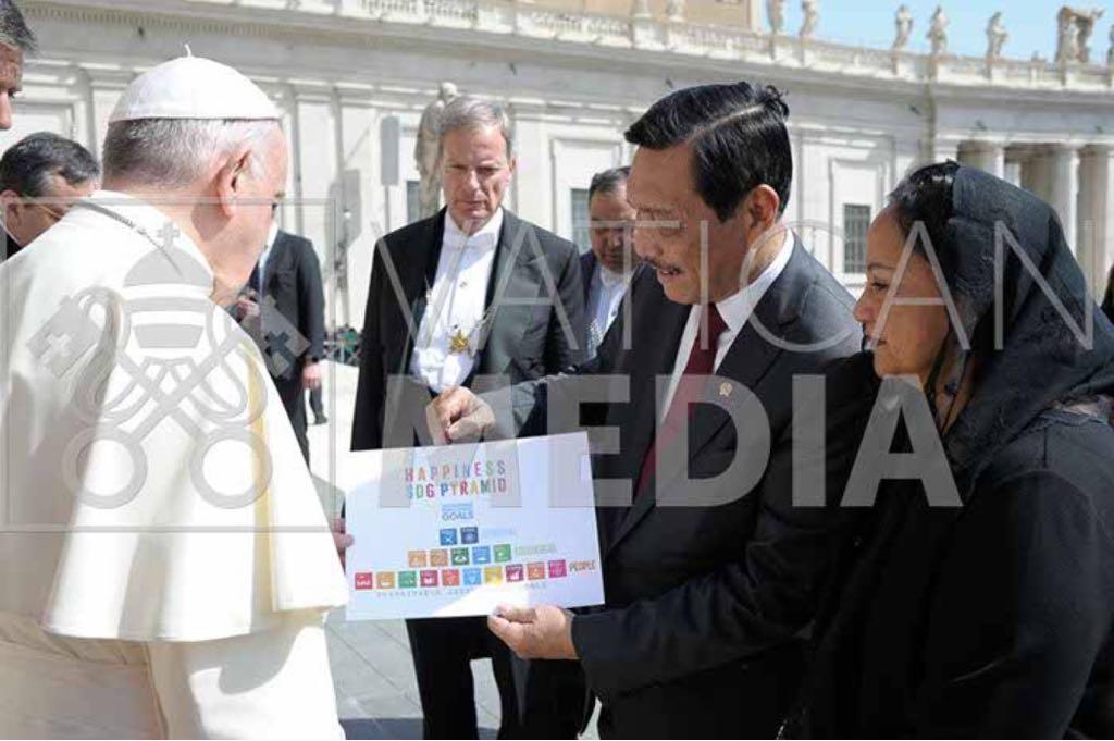 Tim Negosiasi Lanjutkan Diplomasi Sawit ke Vatikan