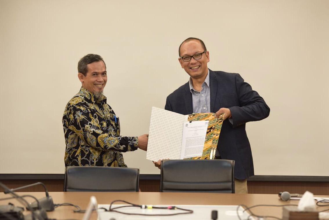 BPDPKS Tandatangani MoU Insentif Biodiesel Mei-Oktober 2018