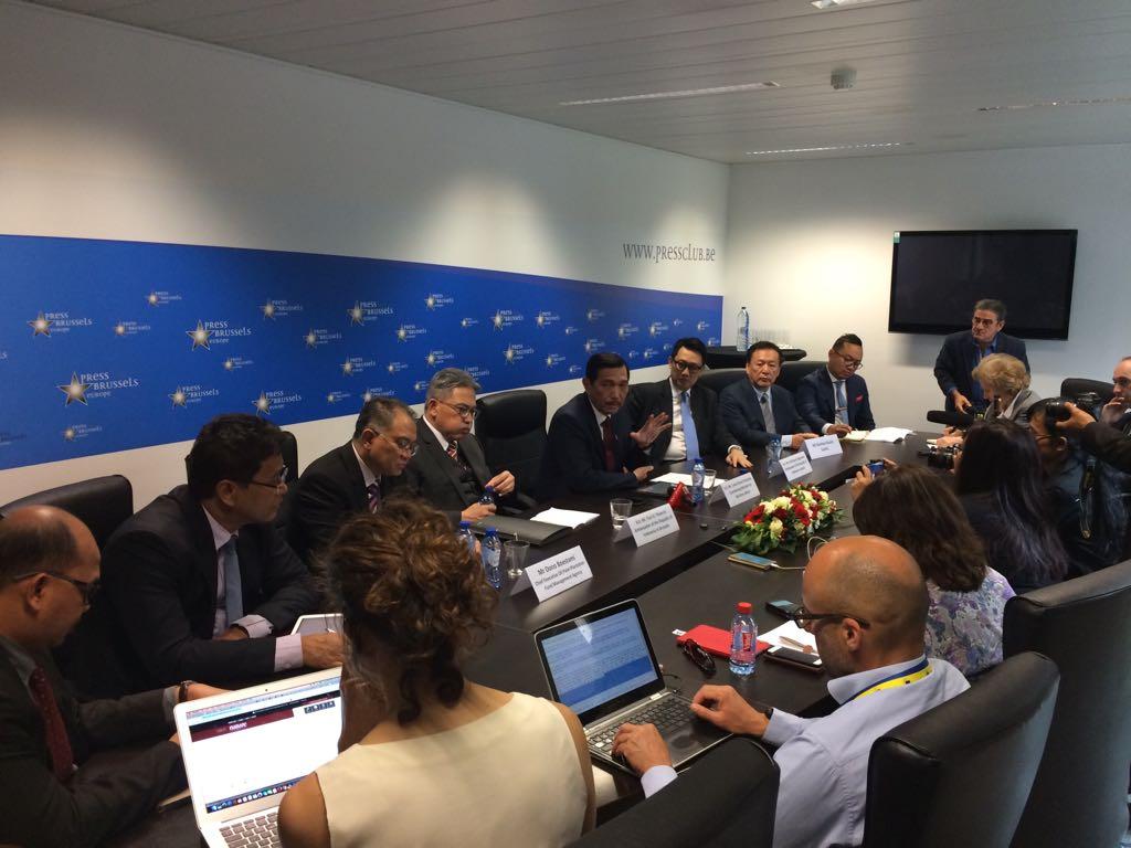 Tim Negosiasi Sawit Lanjutkan Pertemuan dengan Uni Eropa