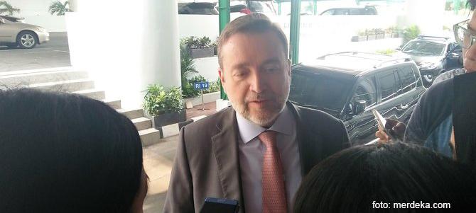 Kolombia Dukung  Vatikan Gelar Pertemuan Sawit