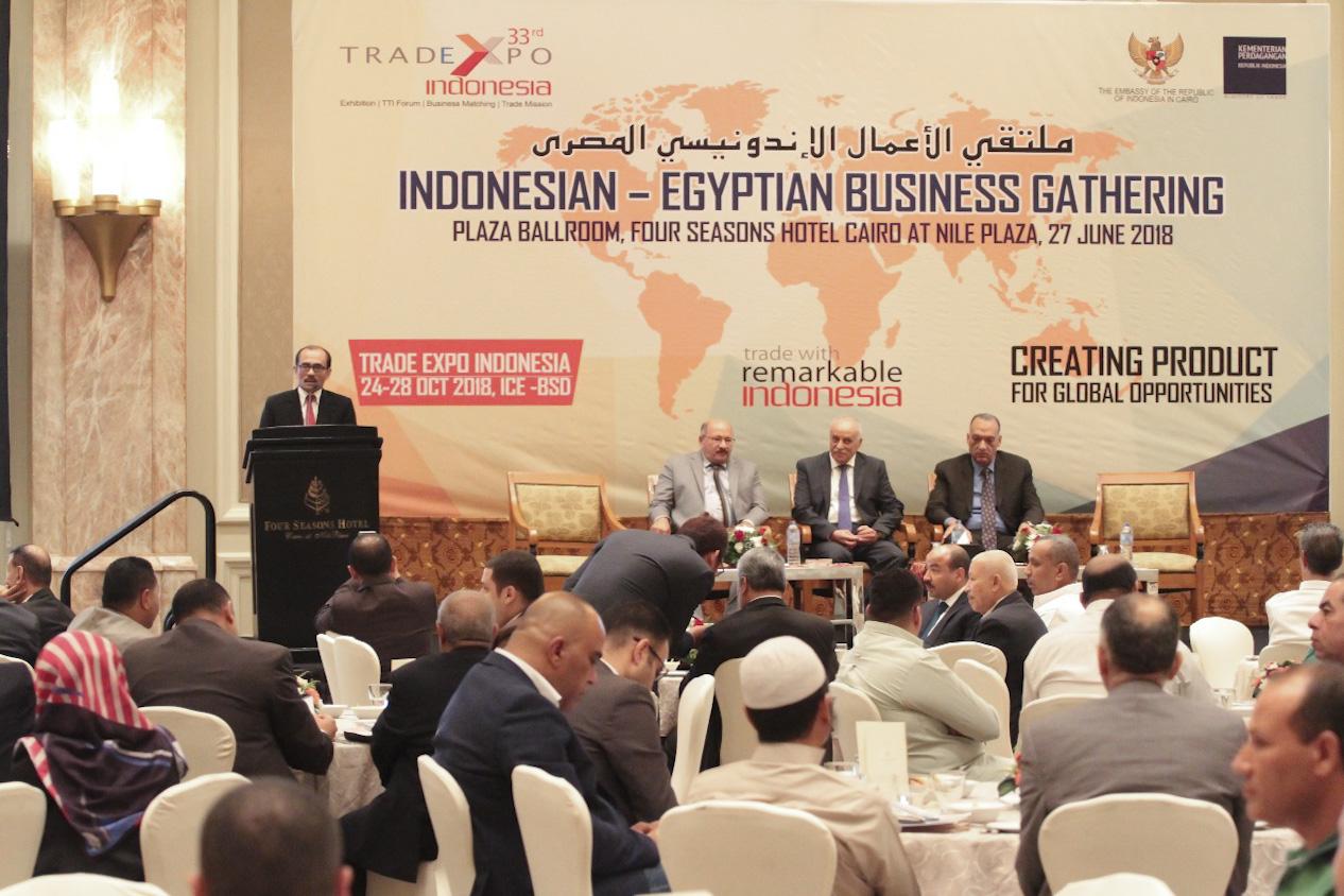 Mesir Bisa Jadi Pintu Masuk Sawit Indonesia ke Afrika