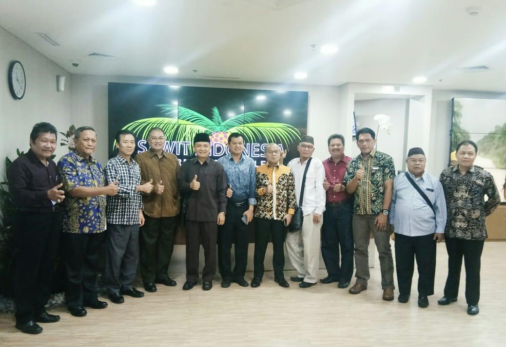 DPRD of Bangka Belitung Made a Visit to BPDPKS