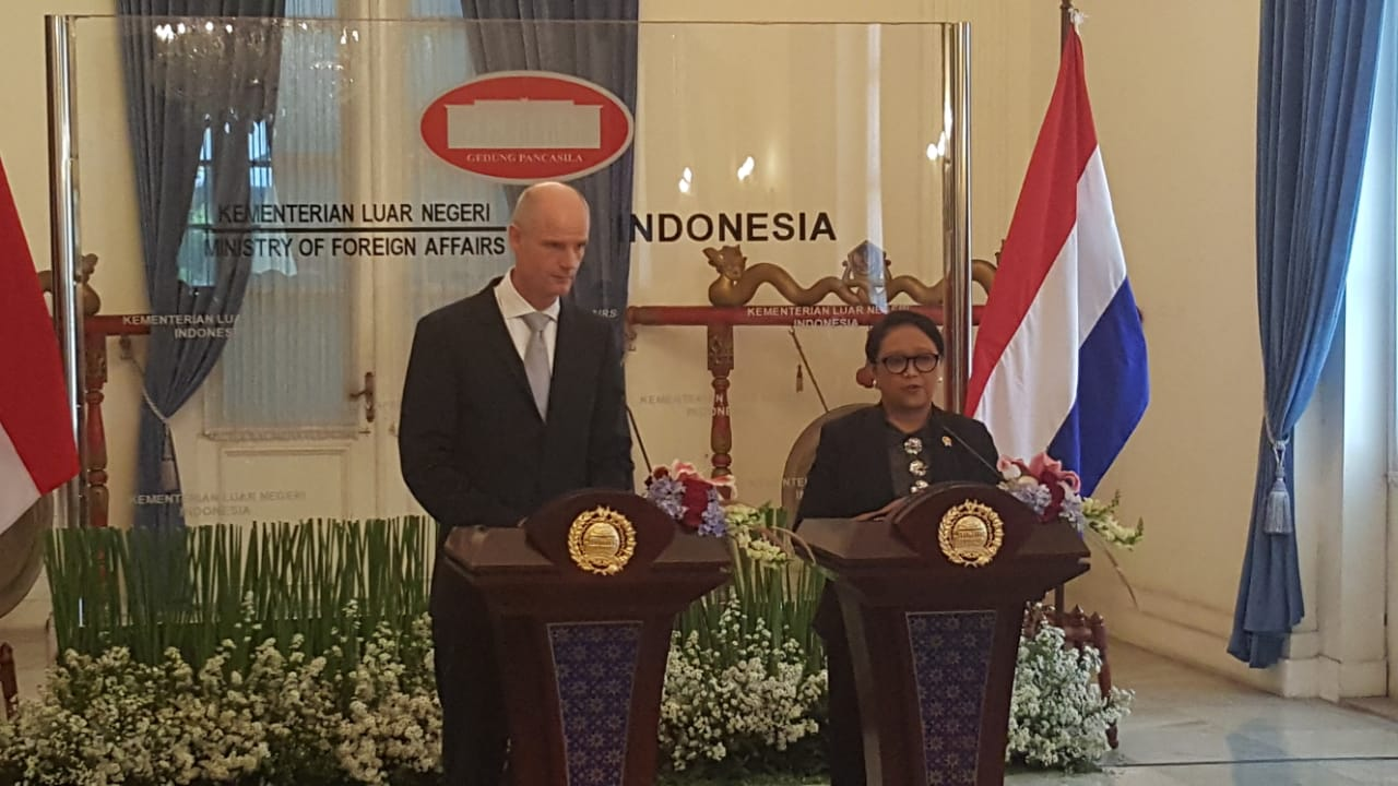 Indonesia Appreciates Dutch Support on Palm Oil