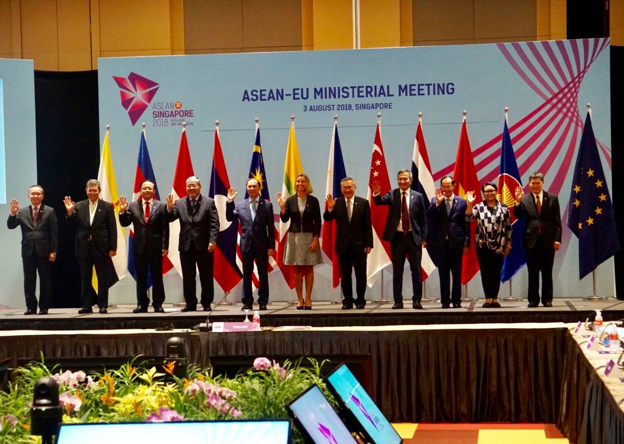 Indonesia Ajak ASEAN, Uni Eropa Cegah Proteksionisme Terhadap Sawit