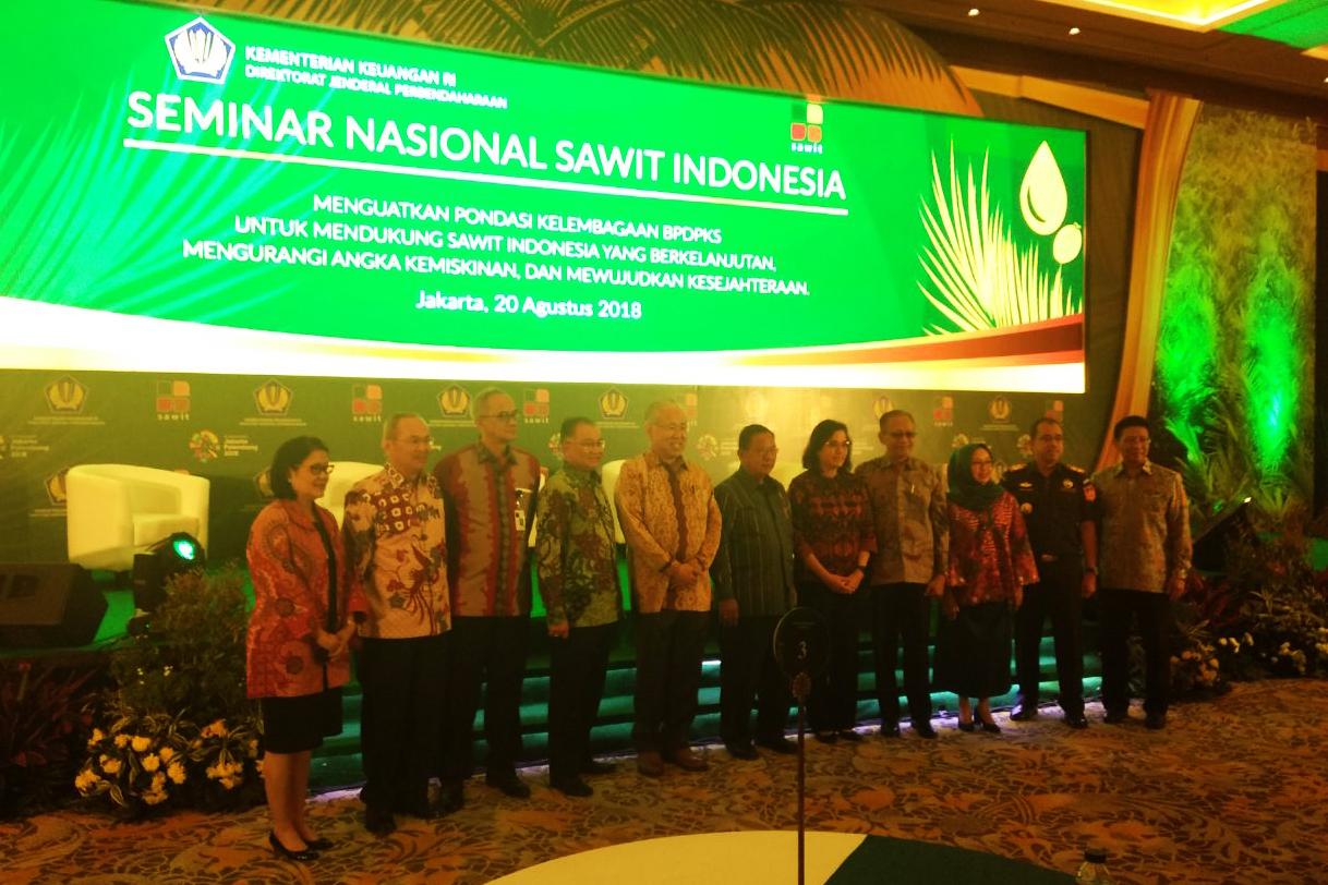BPDPKS Gelar Seminar Nasional Sawit Indonesia