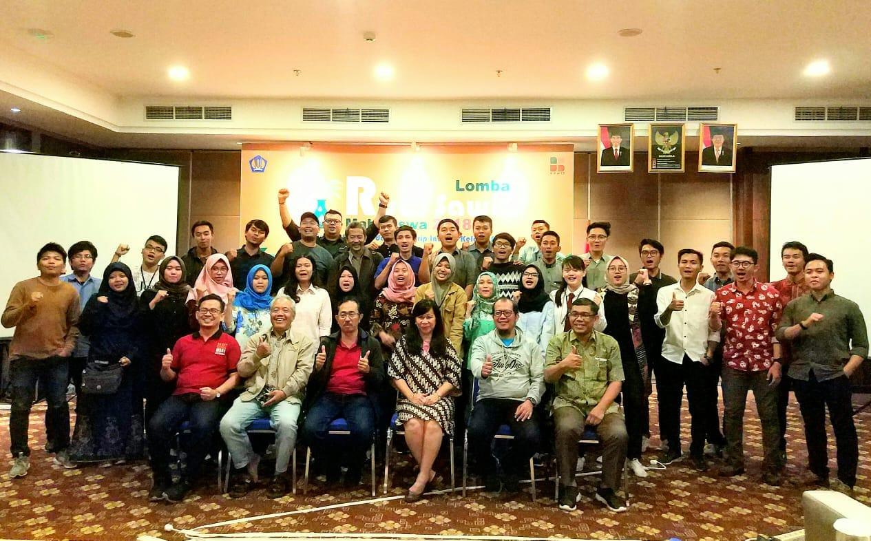 30 Mahasiswa Pemenang Lomba Riset Sawit 2018 ikuti Pembekalan dan Fieldtrip di Perkebunan dan Pabrik Kelapa Sawit