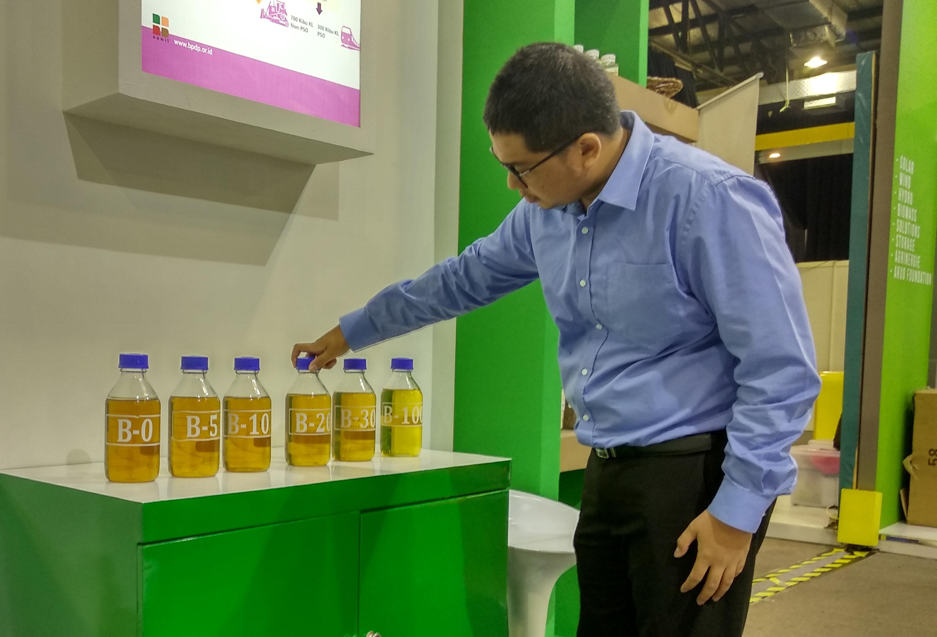 Inilah 4 Payung Hukum Perluasan Mandatori Biodiesel B20