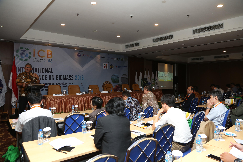 Biomassa Indonesia Diminati Negara Asing