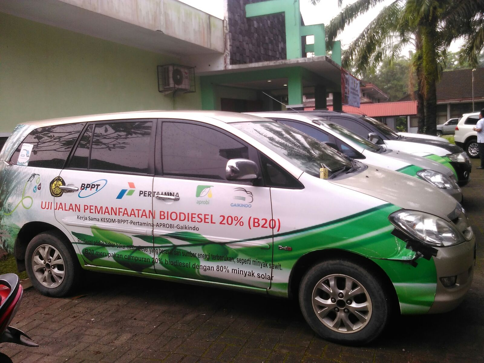Biodiesel 30 Road Test Preparation Has Completed 80 Percent