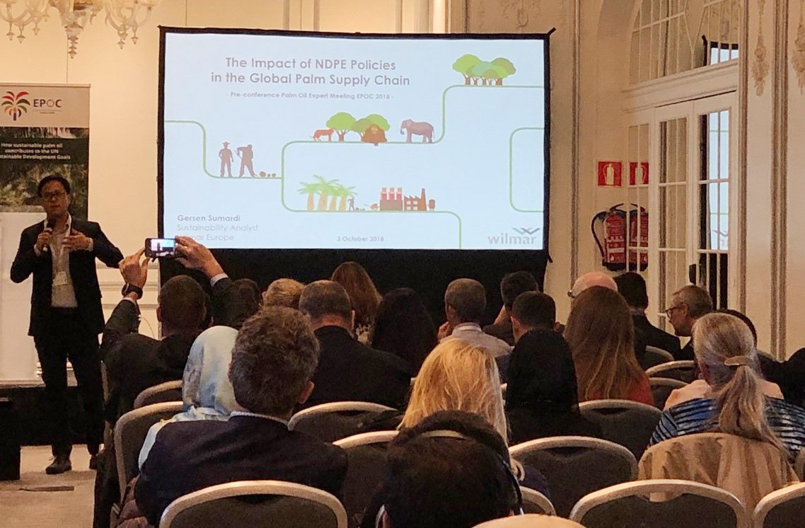 Trade Minister Asks Europe to Acknowledge Palm Oil Contribution to SDGs