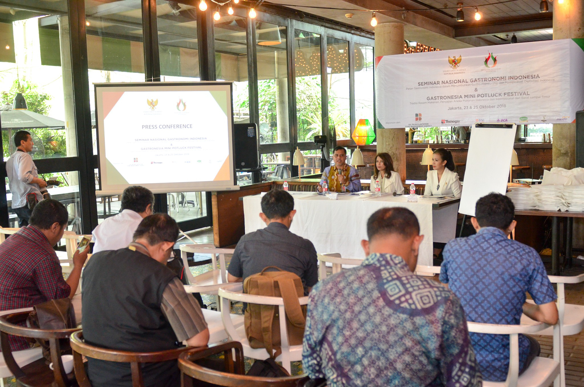 Palm Oil is Attractive to Indonesian Gastronomy