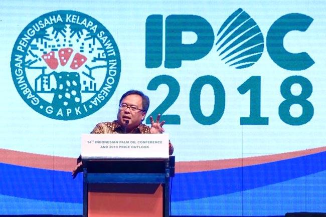 Industri  Kelapa Sawit Indonesia Serap 16,2 Juta Pekerja