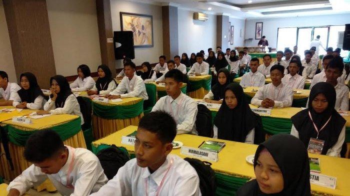 BPDPKS Gelar Pelatihan Sawit untuk Siswa SMK di Palopo