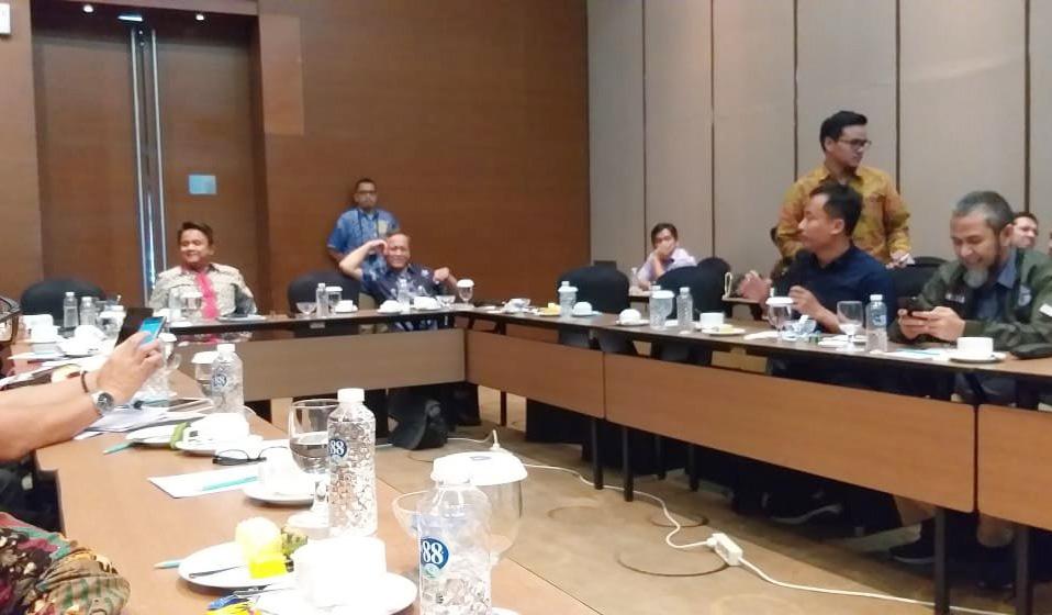 Rakor BPDPKS Bahas Rencana Bisnis 2019