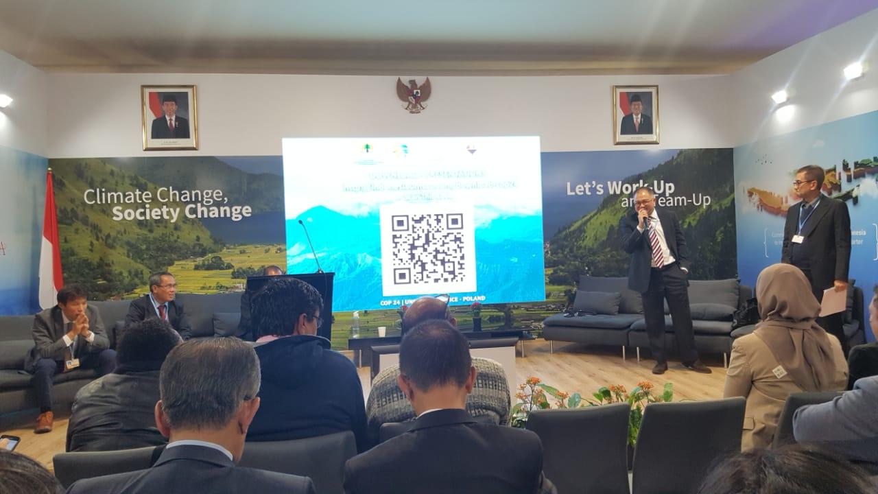 BPDPKS Explains Sustainable Palm Oil at Climate Conference COP24