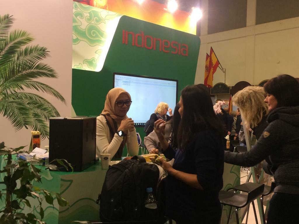 Sawit Indonesia Hadir di International Green Week Berlin