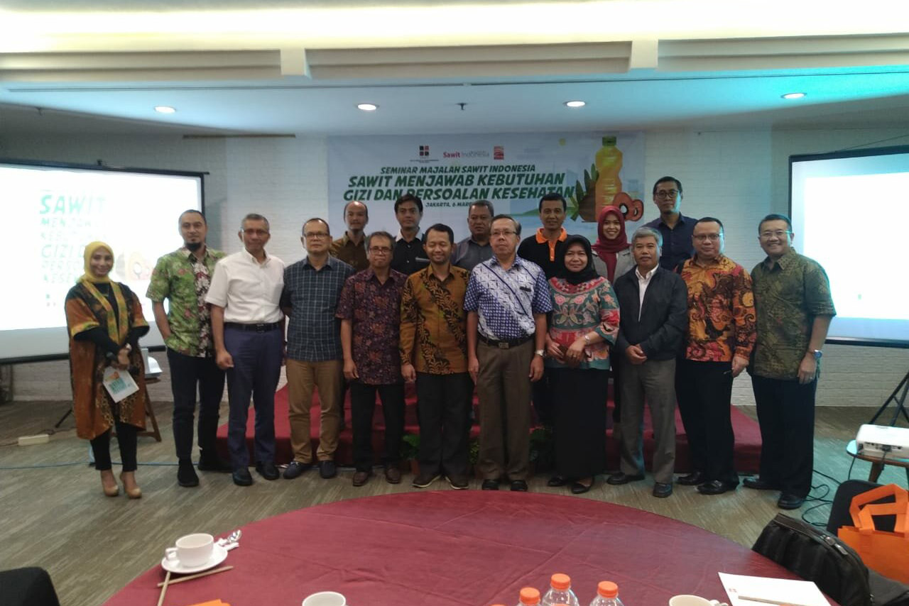 Palm Oil Can be a Solution to Prevent Stunting