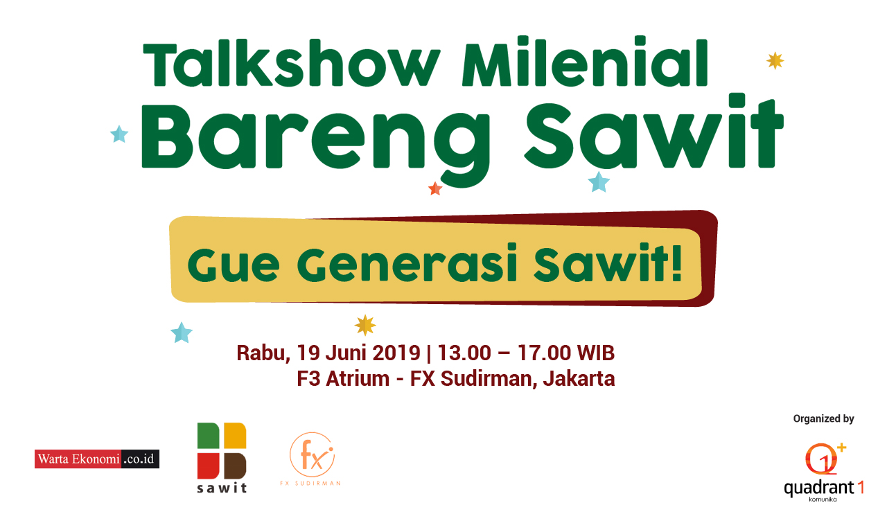 BPDPKS Organized Millennial Talk Show on Palm Oil
