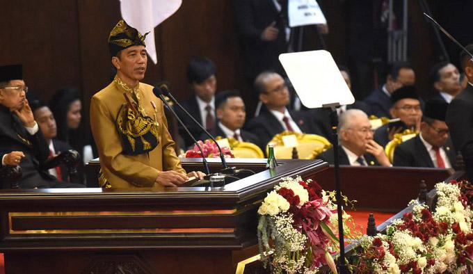 Presiden Jokowi: Indonesia akan Produksi Avtur dari Sawit