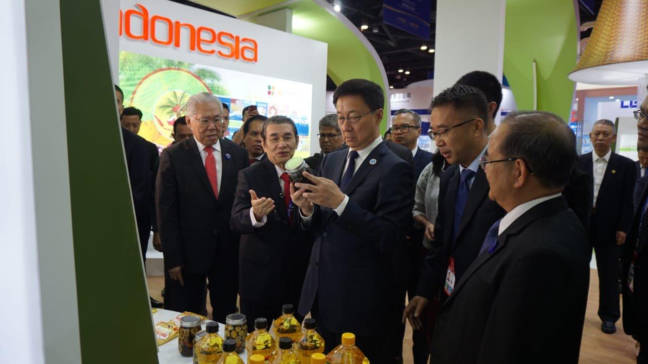 Tingkatkan Perdagangan ke China dan ASEAN, Indonesia Hadirkan Rumah Sawit