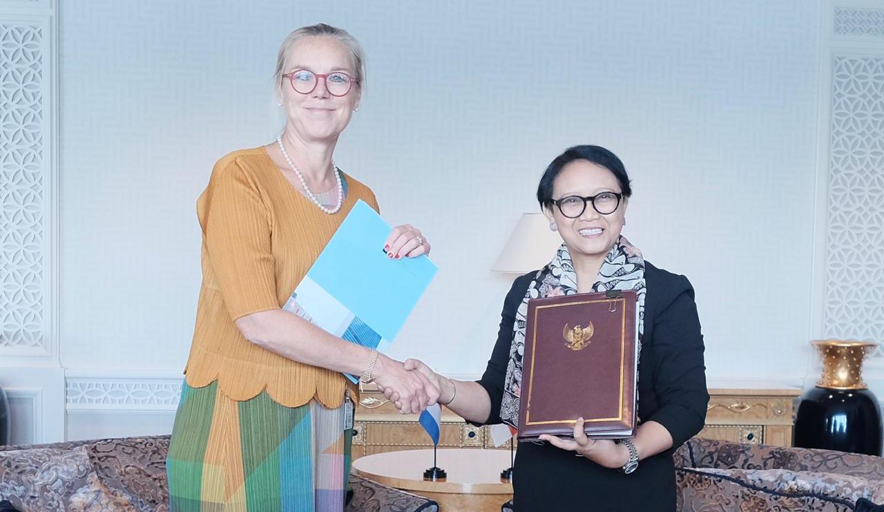 Indonesia dan Belanda Sepakati Pengembangan Produksi Sawit Berkelanjutan