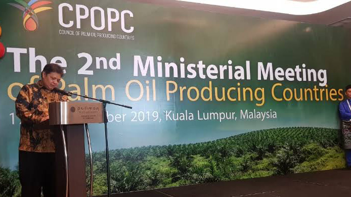 Indonesia Encourages Palm Oil Producing Countries to Use B20