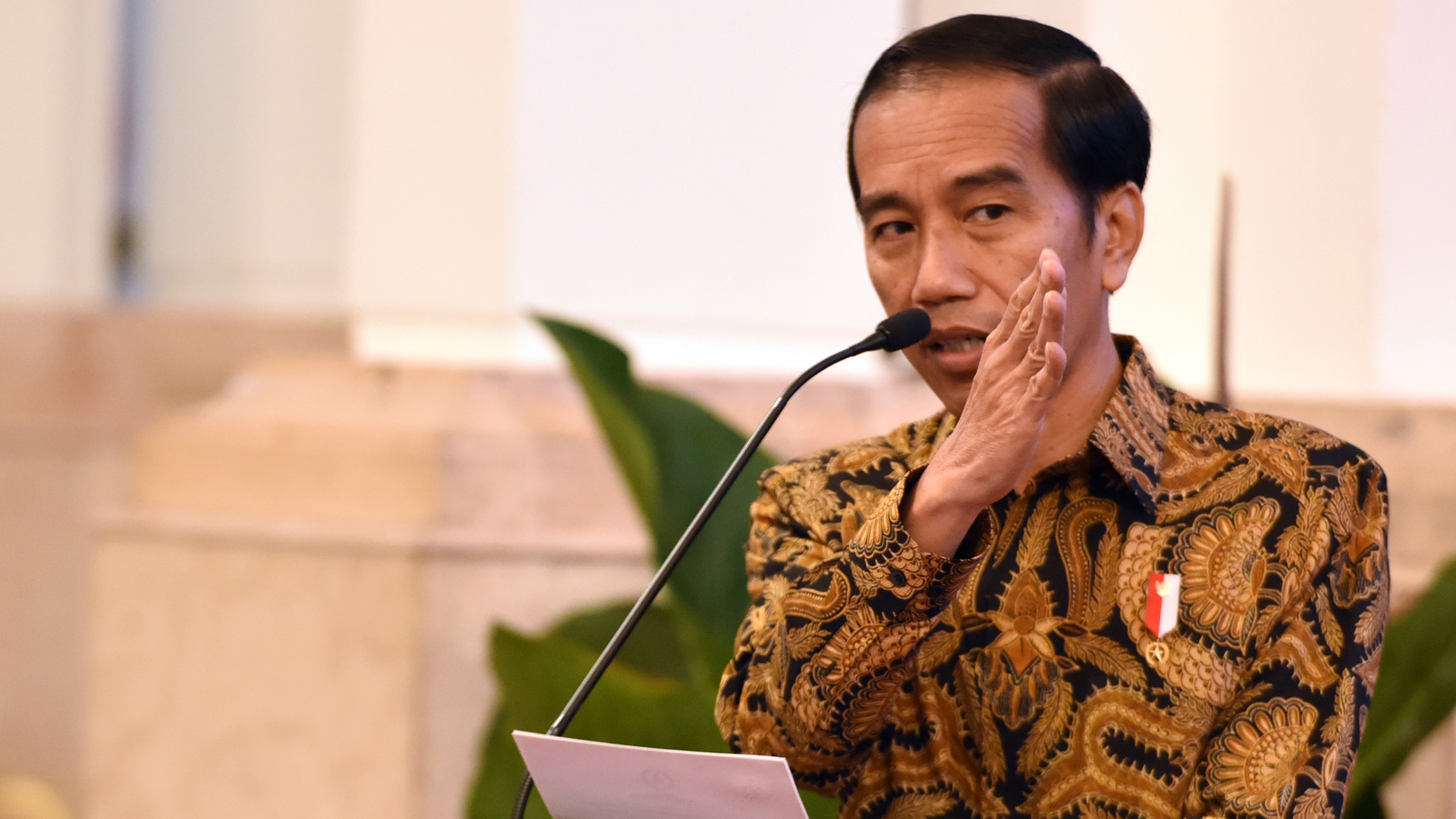 President Issues Instruction on National Action Plan on Indonesian Sustainable Palm Oil 2019-2024